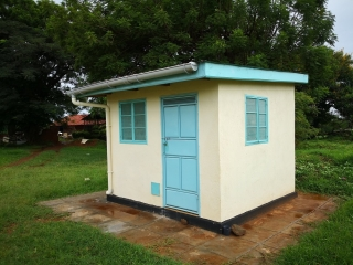 Center for Health Solutions - HIV Testing booths