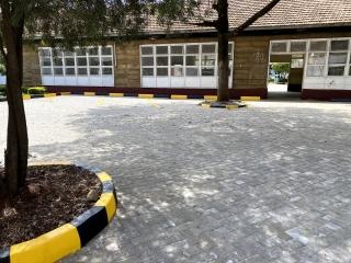 NTTI Nairobi - Cabro Works